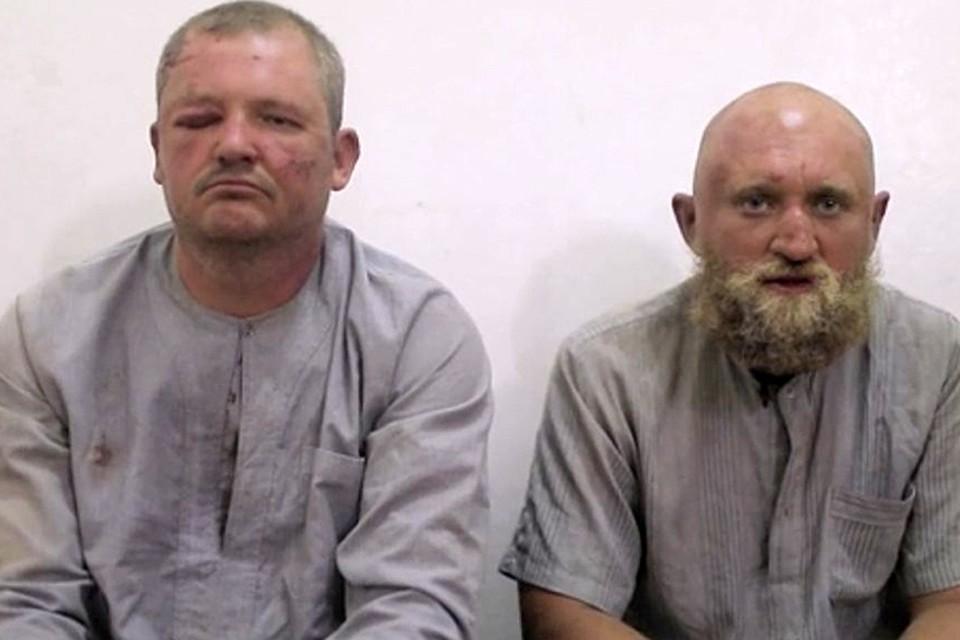 Сомнений в том, что это - реальные граждане России, каким-то образом угодившие в западню к террористам, - нет