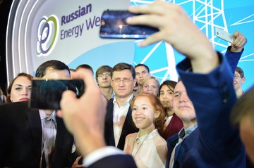 Министр энергетики РФ обсудил со студентами развитие ТЭК
