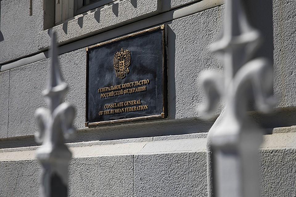 Американцы сорвали флаги с российской дипсобственности и «порылись» в документах
