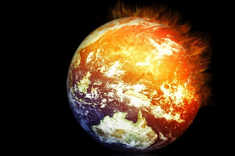 На Землю надвигается гиперпотепление
