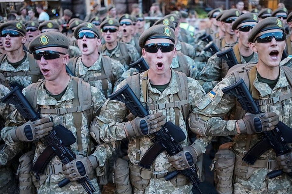 США подготовят еще четыре батальона ВСУ в 2018 году