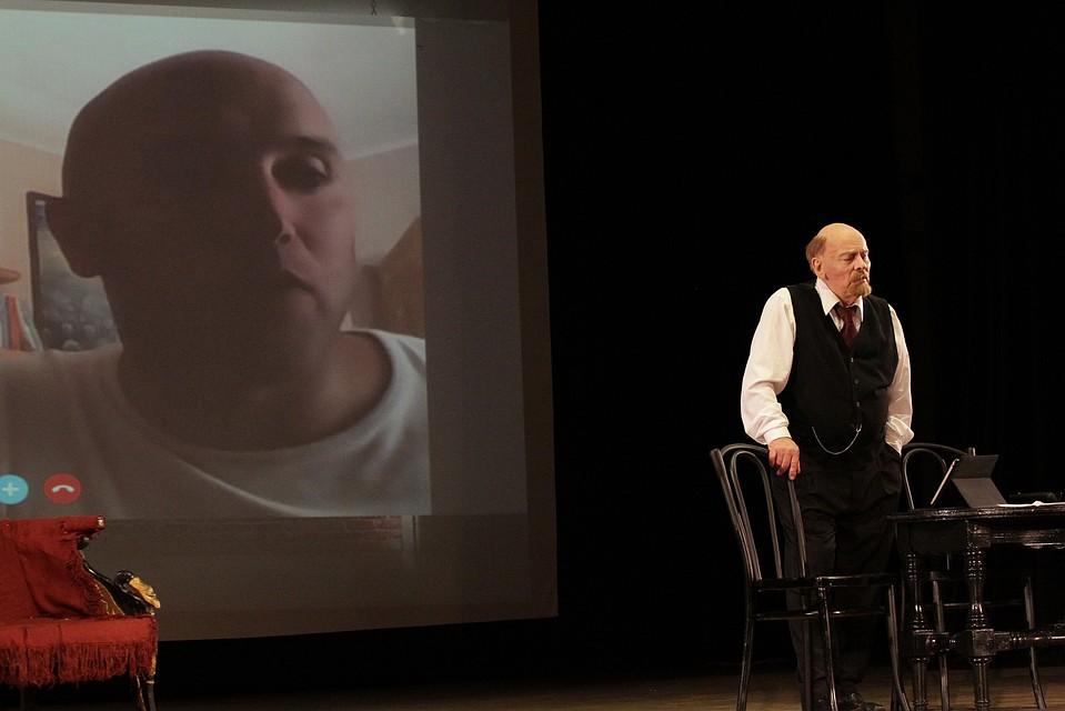 Грэм Филлипс общался с Ильичом по скайпу. Фото: Ксения ЩЕРБИНА