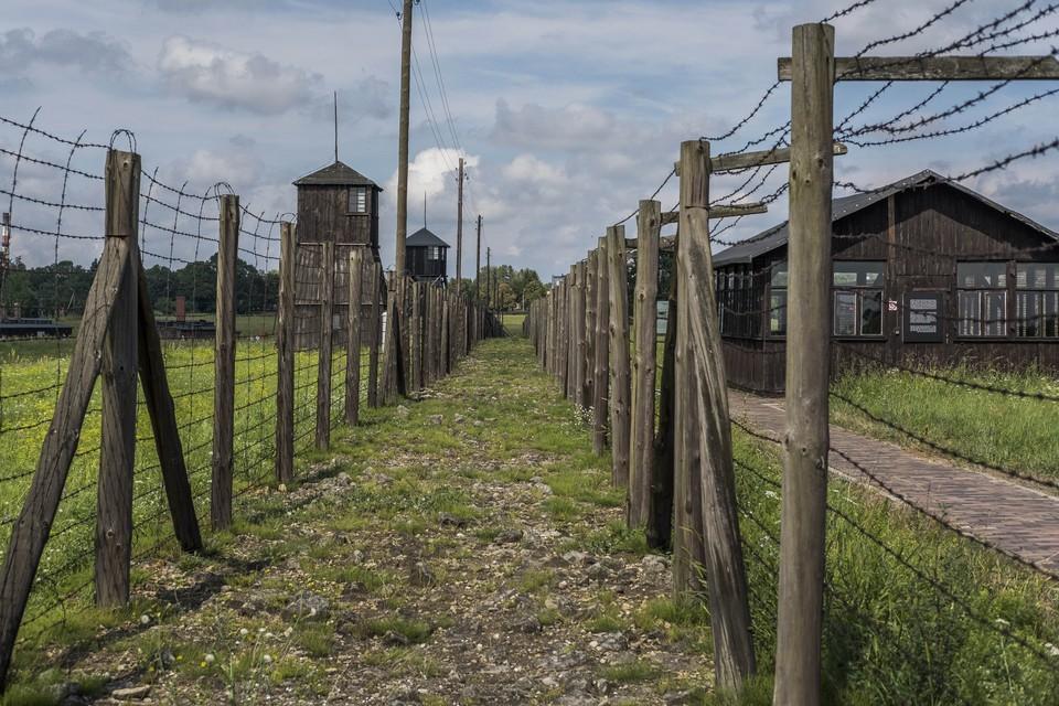Концентрационный лагерь Майданек в польском Люблине Фото ZUMA/TASS