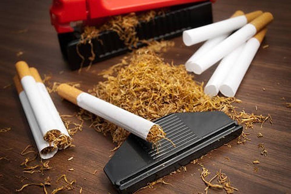 табачные изделия это пищевая продукция или нет