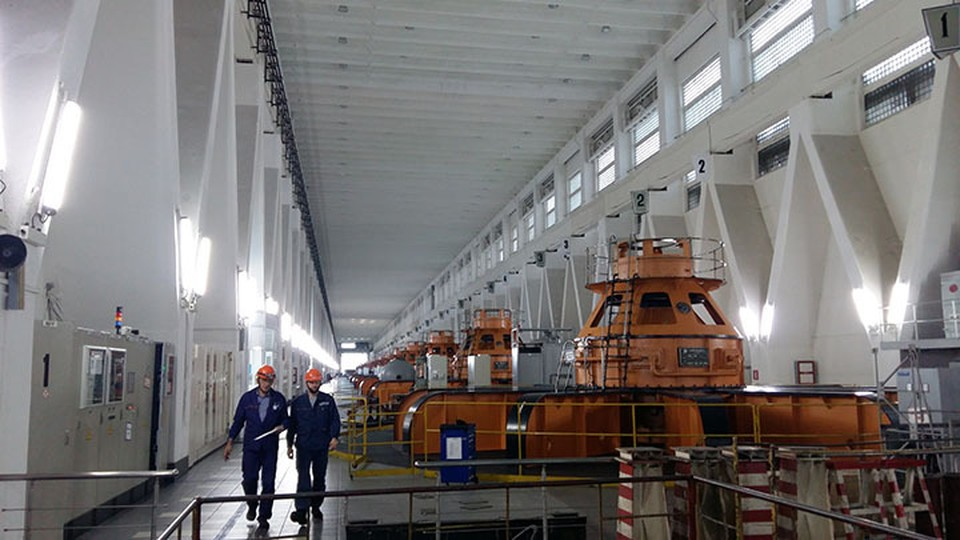 На одном из крупнейших предприятий Приангарья - легендарной Братской ГЭС - смогли свести к минимуму трудовые травмы работников.