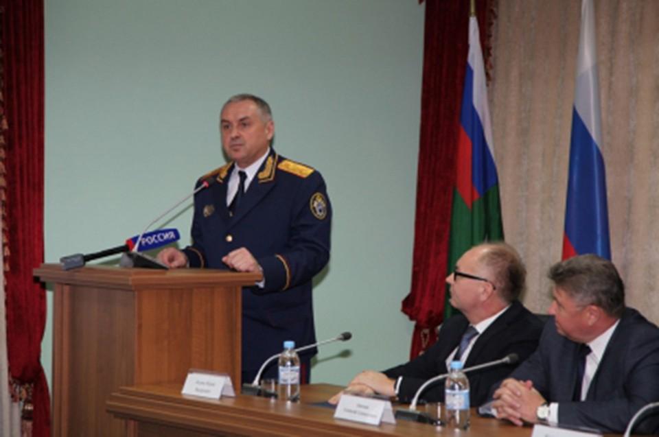 ФОТО: СУ СК РФ по Костромской области.