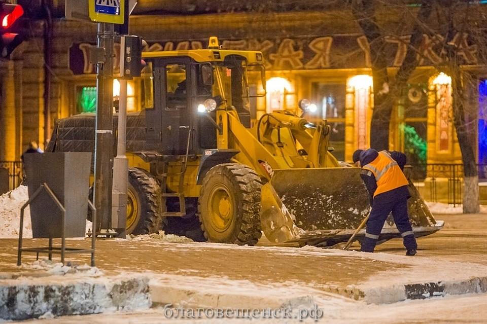 Продажа снегоуборочной техники посёлок Западный снегоуборочная техникавладивостоке
