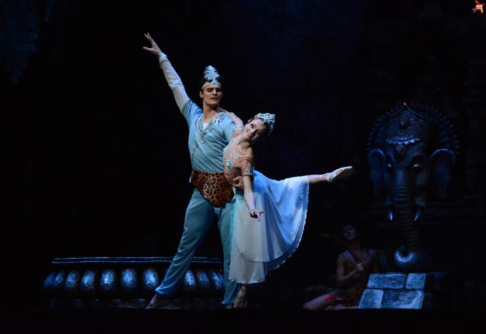 """""""Баядерка"""" в репертуаре придает особый статус любому театру. Такими постановками гордятся."""