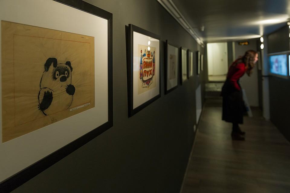 «Век Федора Хитрука»: В Петербурге открылась выставка, посвященная творчеству великого мультипликатора