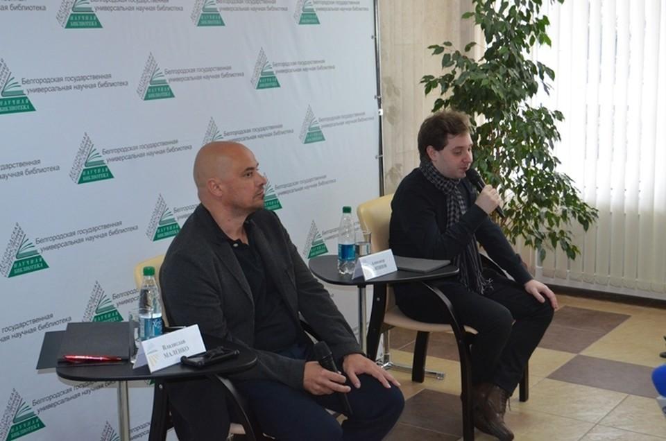 Актёры Московского театра поэтов