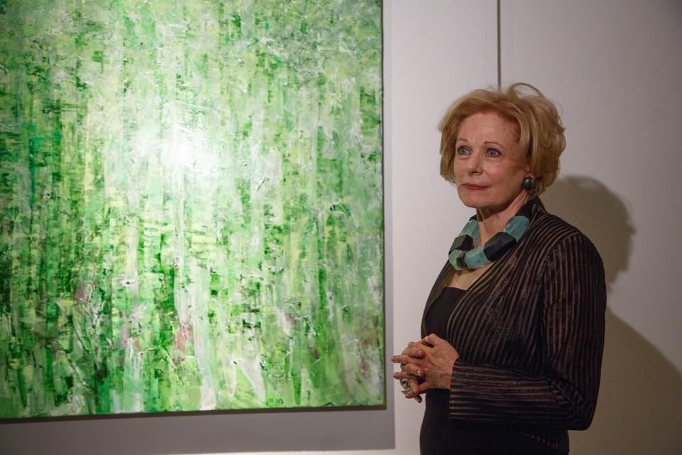 Американская художница Сьюзан Сворц.