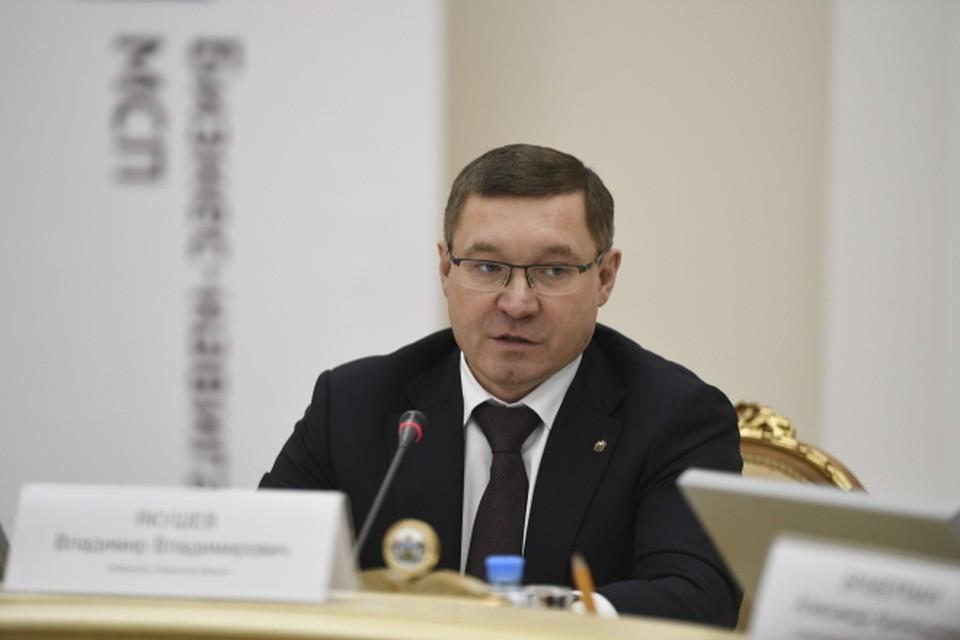 Пресс-служба главы региона
