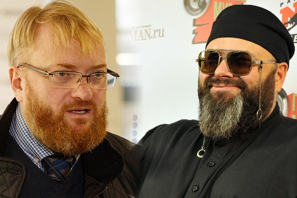 Счастье Фадеева в том, что к нему - толстому недоразумению - никто не относится серьезно, - рассказал «КП» Милонов