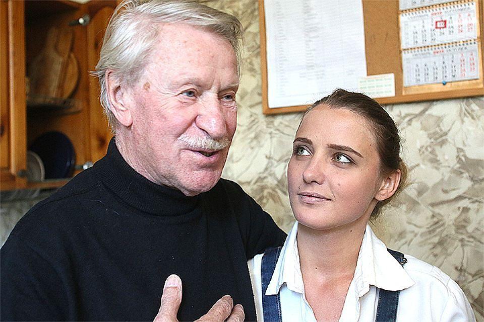 Наталья Краско: Когда я буду ждать ребенка, об этом не узнает никто
