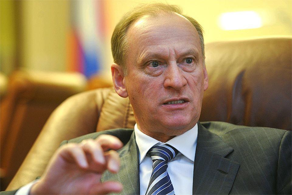 Секретарь Совета Безопасности Российской Федерации Николай Патрушев.