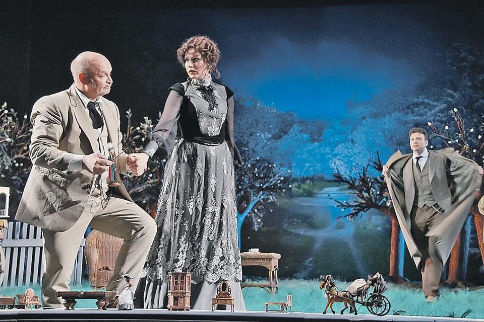 Режиссер рассказал «КП» о своем взгляде на самую известную пьесу Чехова.