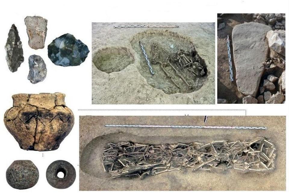 Археологические сделали интересные находки. Фото: Фото: Крымской новостроечной археологической экспедиции.