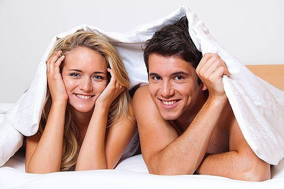Необычные сексуальные партнеры