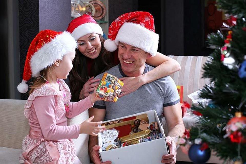 Когда дарить новогодний подарок мужчине 31 декабря или 1 января живые цветы картинки анимация