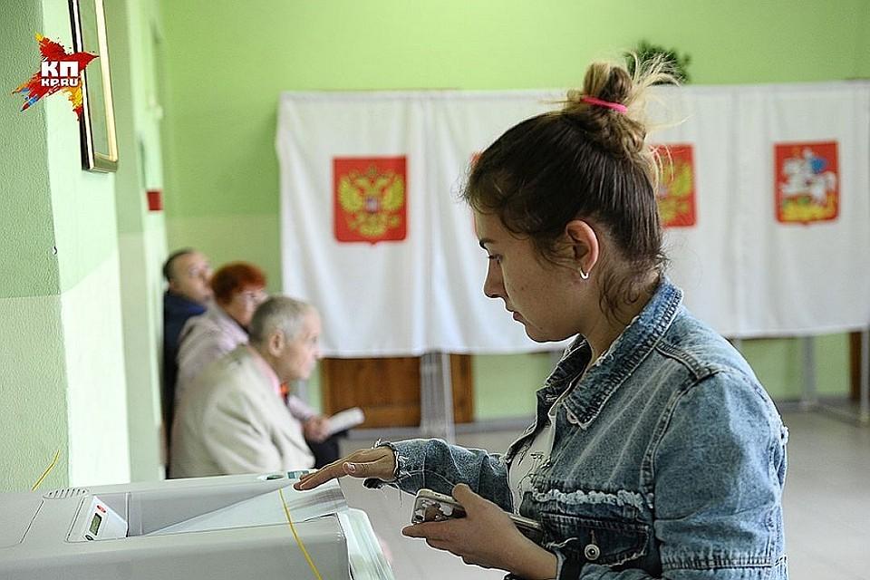 Выборы президента России назначены на 18 марта 2018 года