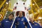 Севастопольский космонавт Шкаплеров летит на МКС с игрушечным пуделем