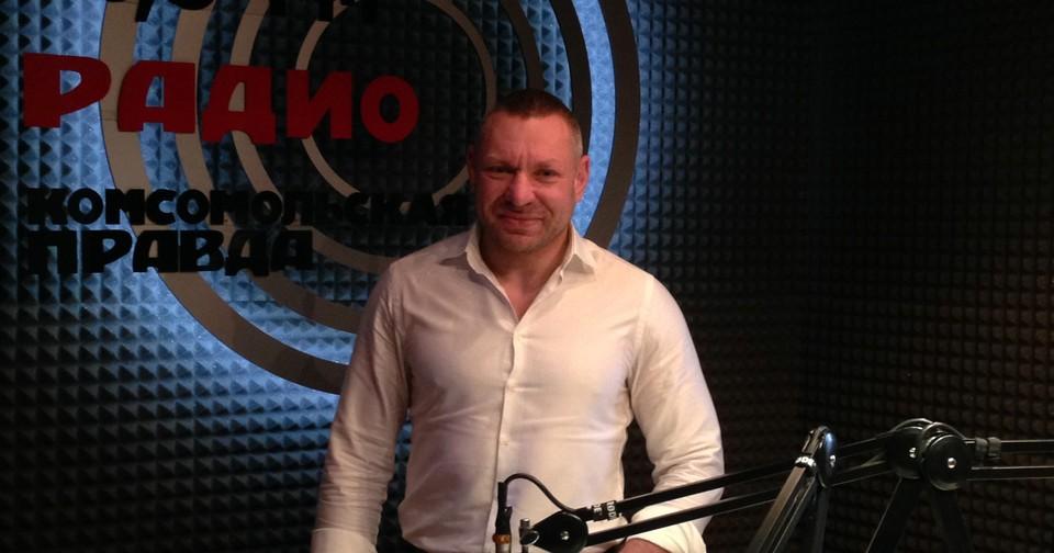 Вячеслав Жирков, генеральный директор Агентства Безопасности «Гвардия»