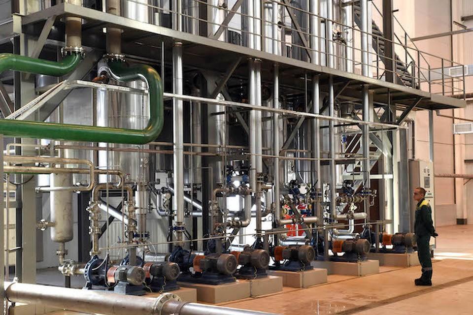 Наибольший объем инвестиций в регионе поступает в промышленный сектор. Фото предоставлено Департаментом по общественным связям, коммуникациям и молодежной политике Тюменской области.