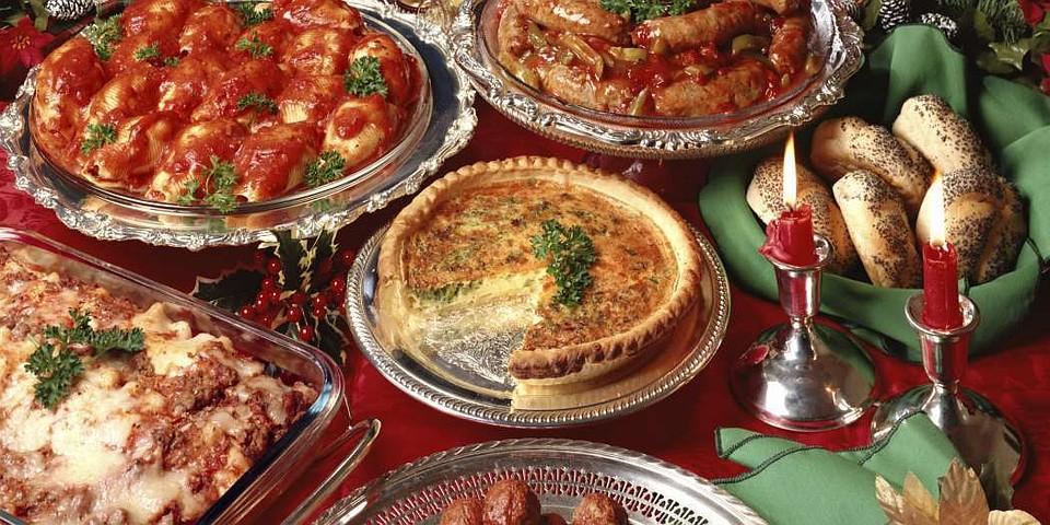 Рецепты холодных закусок на праздничный стол с фото