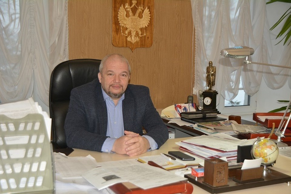 Глава района Андрей Лось рассказал о направлениях развития Ростова