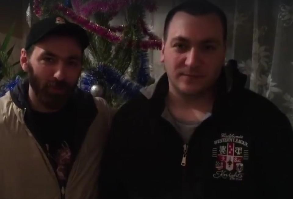 Братья Лужецкие наконец-то вместе и на свободе, вскоре обещают приехать в Донецк.