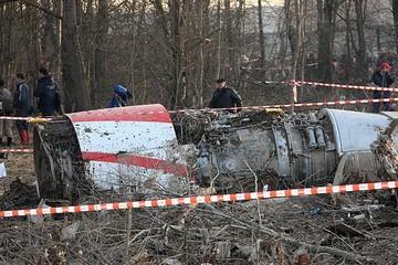 Польша заявила, будто Ту-154 с президентом Качиньским рухнул из-за взрывов на борту