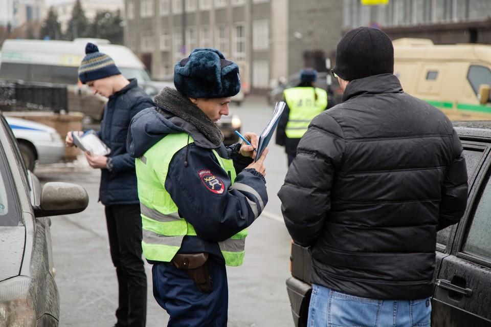 В инспекции гадают: сократят службу ДПС или не будут трогать тех кто работает на земле.