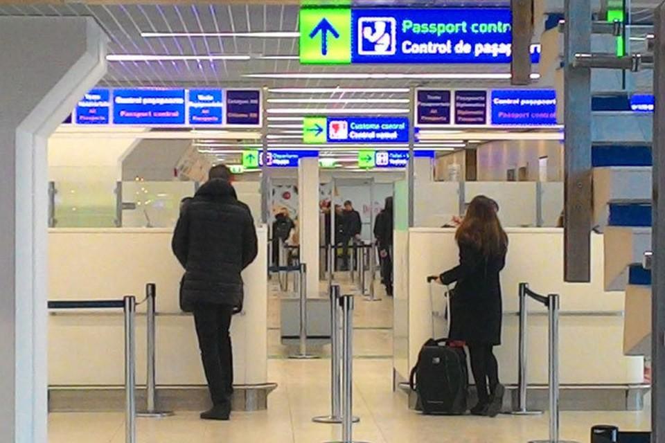 Кишиневский аэропорт