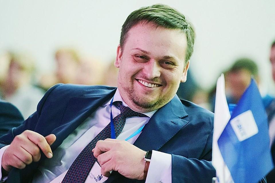 Андрей Никитин. ФОТО ДОНАТ СОРОКИН/ТАСС