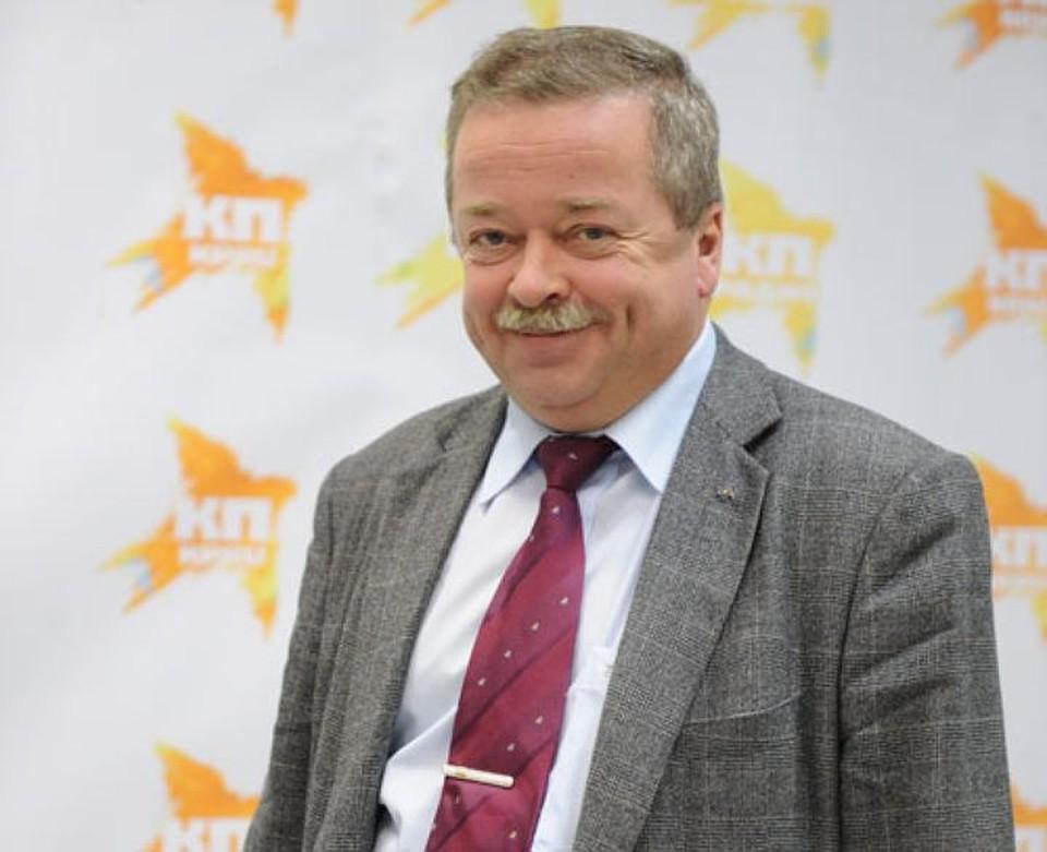 Сергей Девятов, советник директора ФСО России