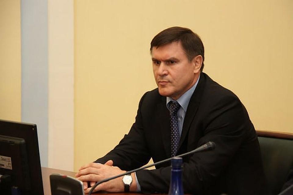 Василий Несветайлов.