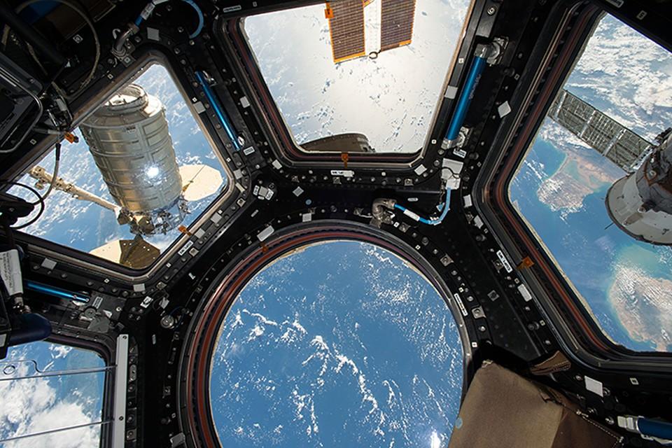 Международная космическая станция ждет туристов