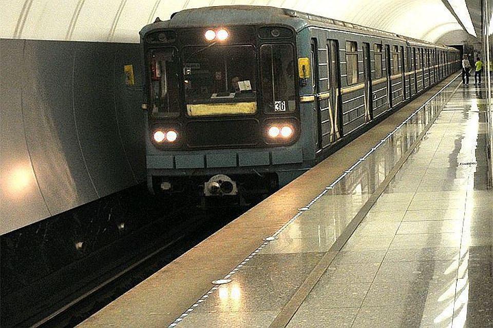 На Калужско-Рижской линии метро старые поезда заменят в 2018 году a08872fec06