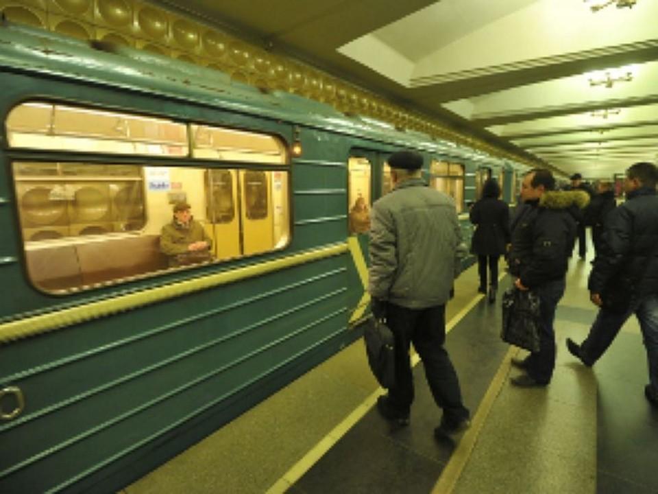 В Москве стояло движение поездов