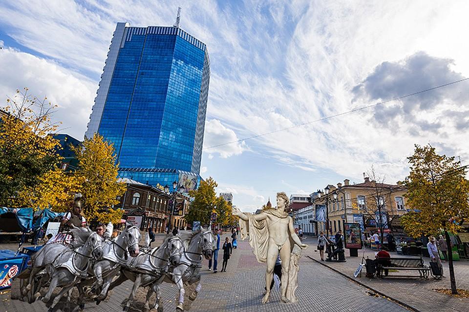 Челябинск — это не город заводов, а часть античного мира