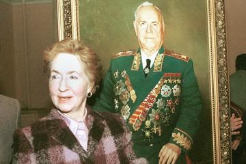 Дочь маршала Жукова о фильме «Смерть Сталина»: Это издевательство над историей и моим отцом