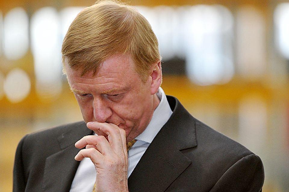 Анатолий Чубайс не попал в санкционный список Госдепа.