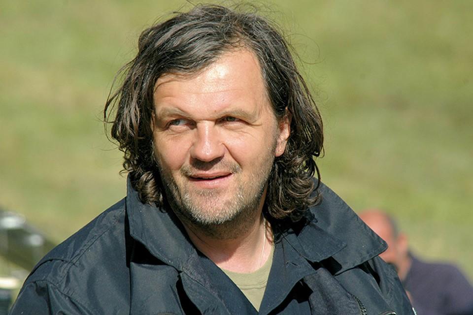 Эмир Кустурица привезет в Витебск свой новый фильм. Фото: 360tv.ru.