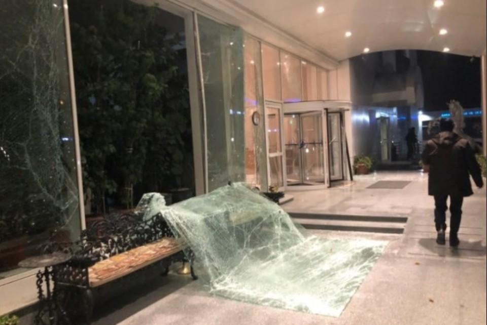 Взрыв в Анкаре произошел в здании налоговой инспекции