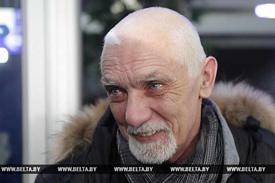 Вячеслав Качура прибыл в Беларусь пассажирским авиарейсом из Москвы. Фото: БелТА