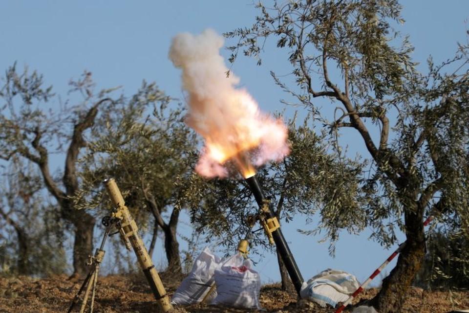 С 20 января Турция проводит военную операцию против курдов в сирийском Африне