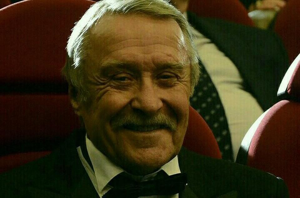 Великий белорусский артист Геннадий Гарбук умер 7 февраля. Фото: Татьяна МАТУСЕВИЧ