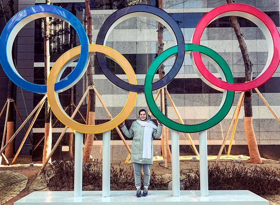 Нижегородские олимпийцы обживаются в Пхенчхане.