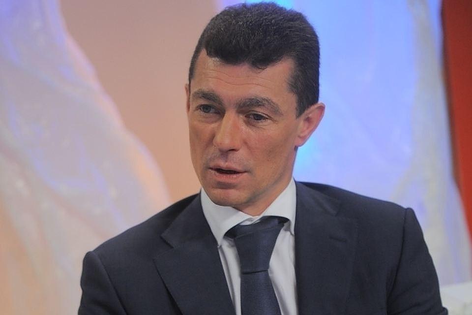 Министр труда и социальной защиты России Максим Топилин.