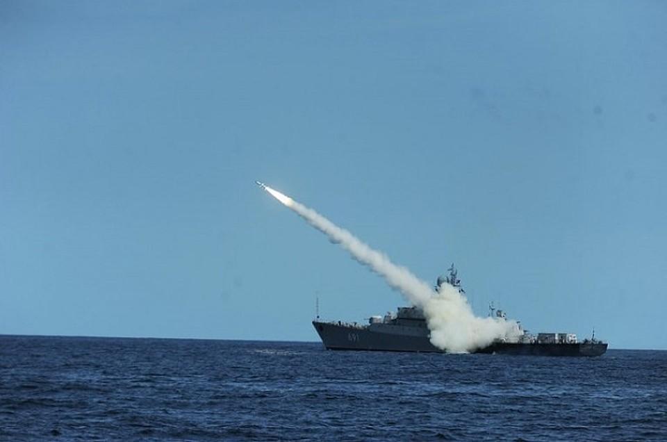 Фото: пресс-служба Каспийской флотилии